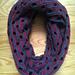 Infinity scarf MARIUS pattern