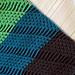 Infinity scarf RASA pattern