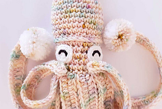 Happyamigurumi: Amigurumi Free Seamless Octopus Pattern - DIY ... | 216x320
