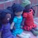Affro Girl Doll pattern