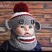 Monkey Balaclava. #57 pattern