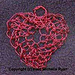 Wire Heart Pendant pattern