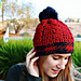 Knit-like Cable Hat pattern