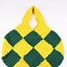 Patchwork Diamond Bag pattern