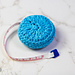 Textured Measuring Tape Cover pattern