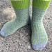 Stoneware Socks pattern