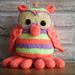 Tutti Frutti owl pattern