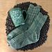 Coffee Date Socks pattern