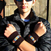 Indian Feather Cuffs pattern