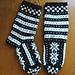 Fana Socks for Men pattern