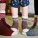 Cozy Sunday Socks pattern