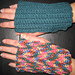 Ribbed Handwarmers pattern