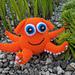 Dory Hank Octopus pattern