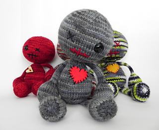 Baby Knitting Patterns Crochet Voodoo dolls Free Pattern -Crochet ... | 261x320