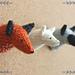 Frivolous Foxes pattern