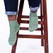 Dambisa Socks pattern
