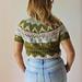 Taroko Sweater pattern