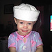 Child's Knitted Sailor Hat pattern