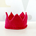 Knitted Crown pattern