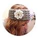 Highland Beauty Headband pattern