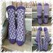 Nidelvens Rose sokker pattern