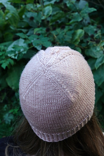 Top decreases shown on Alina Hat