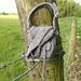 N2L Saddle Bag Keyring pattern