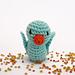 Tweet-Tweet, the little bird pattern