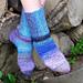 Happy Hiker Socks pattern