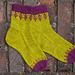 Erma Socks pattern