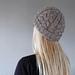 Esthwaite hat pattern