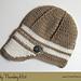 Baby Newsboy Hat pattern