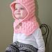 Textured Toddler Hood pattern