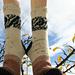 Krummi | Raven Socks pattern