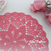 Dreaming of Spring Doily pattern