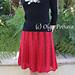 Scarlet Skirt pattern