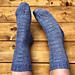 Coxswain Socks pattern