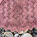 Glittering Path Shawl pattern