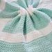 Sweet Stripey Dreams Baby Blanket pattern