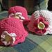 Preemie Windowpane Skull Cap pattern