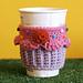 Cupcake Coffee Cup Cozy pattern