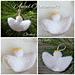 Quick Angel Ornaments pattern