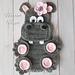 Henry and Harriet Hippos pattern