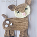 Willow the Baby Deer pattern