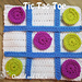 Tic Tac Toe Game pattern