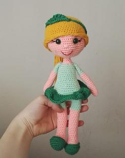 uyuyan doll Sofia | Amigurumi, Bebek, Amigurumi oyuncak bebek | 320x252