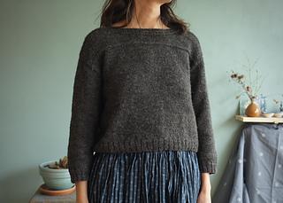 "Designer's version - Body length 10""(25cm) & sleeve seam length 13"" (33cm) for a Size 2"