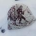 Birkebeinerne hat pattern