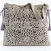 Flower Motif Shoulder Bag pattern