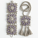 Wild Geranium Bracelet and Necklace Set pattern